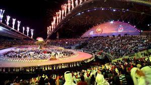 Estadio de Doha (Catar).