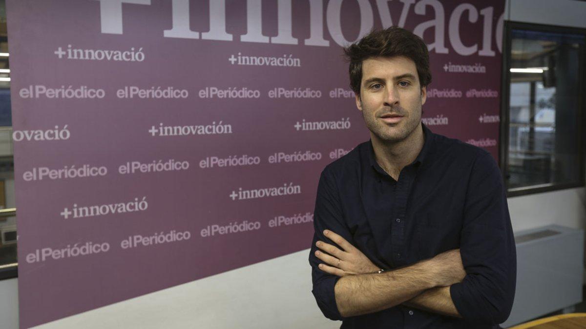 Alvaro Salvat, CEO de Lime en España y Portugal.