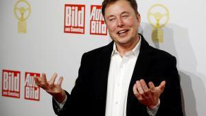 El CEO de Tesla, Elon Musk, en una imagen de archivo.