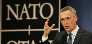 El secretario general de la OTAN, Jens Stoltenberg, en una imagen de archivo.