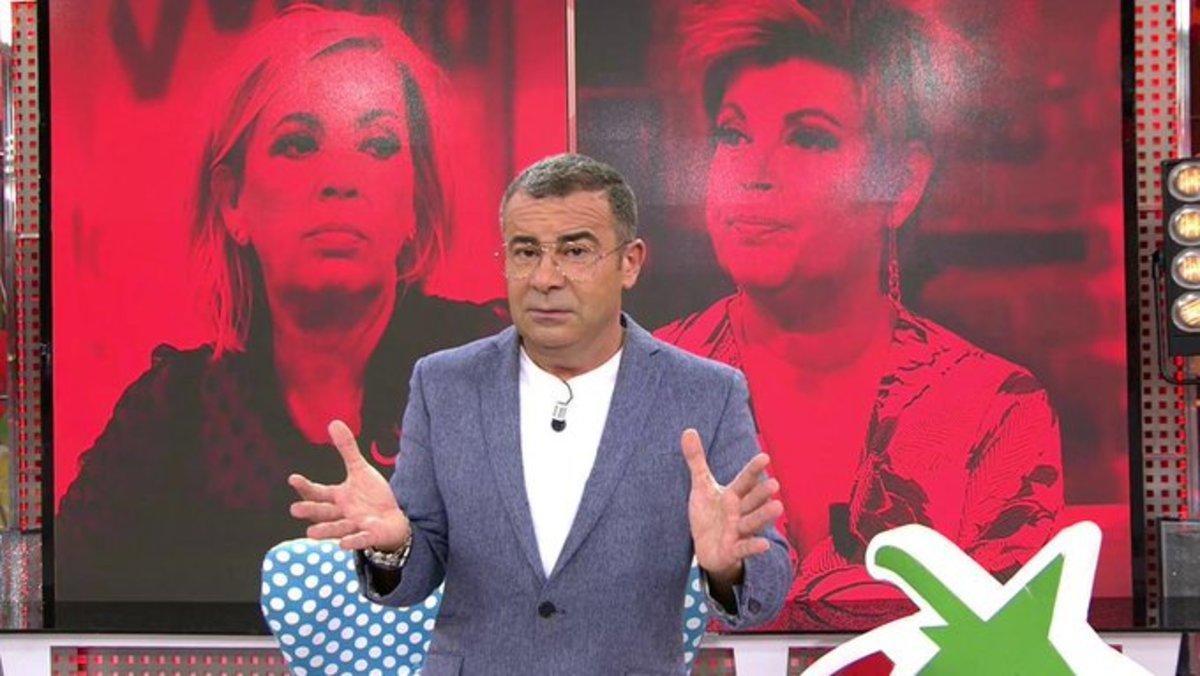 """Jorge Javier carga contra Terelu y culpa a Carmen Borrego del """"ocaso"""" de María Teresa: """"Es un clan enfermo"""""""