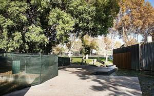 El parque de La Linera, en Parets del Vallès.