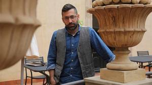 Daniel Granados, en el Palau de la Virreina.