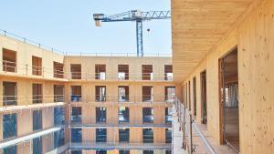 Els visats d'obra nova van caure un 40% a Barcelona el 2020