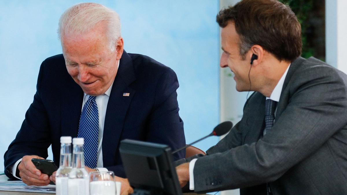 El G7 se compromete a la entrega de casi 1.000 millones de vacunas a los países en vías de desarrollo