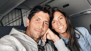 Fernando Verdasco y Ana Boyer.