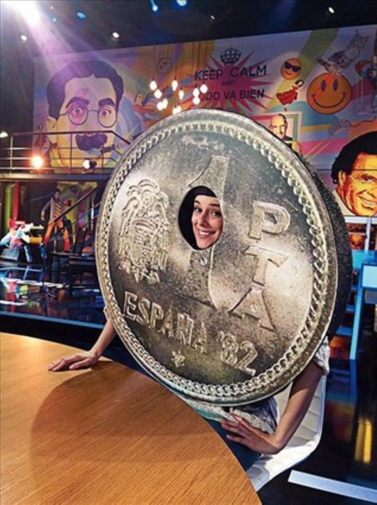 La antigua peseta