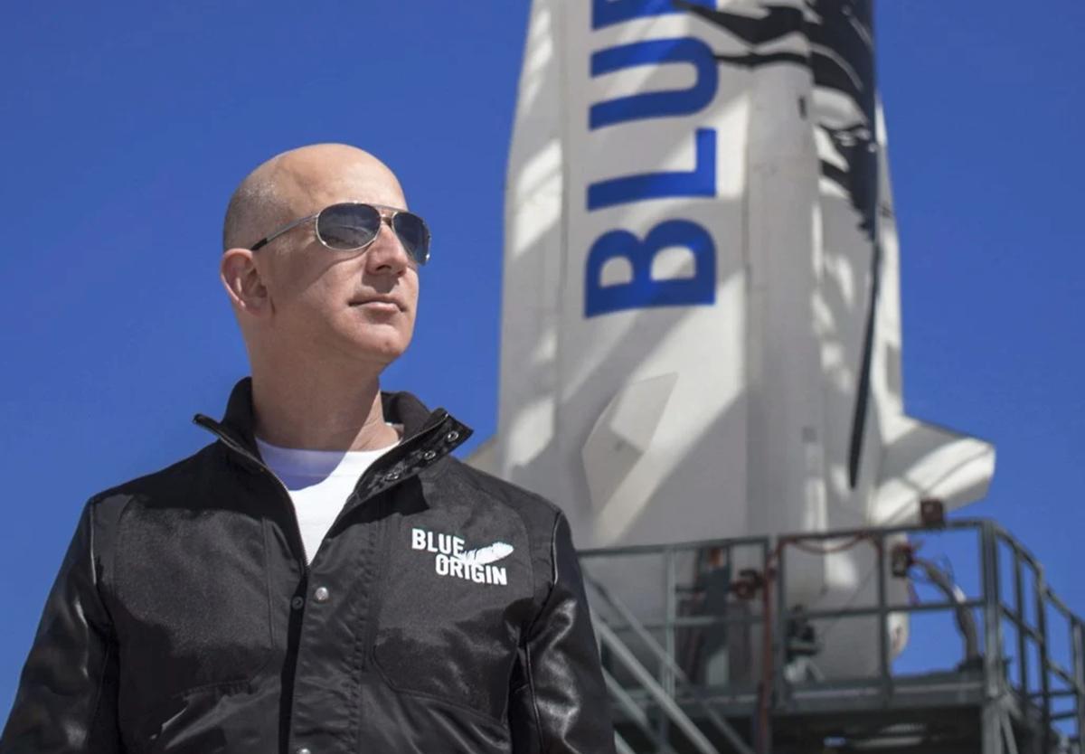 El capitalisme fàl·lic viatja a l'espai