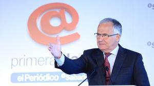Bou ofereix a Valls i Collboni un pacte constitucionalista per frenar la deriva independentista a Barcelona