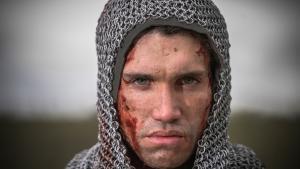 Jaime Lorente, la segunda temporada de 'El Cid'.