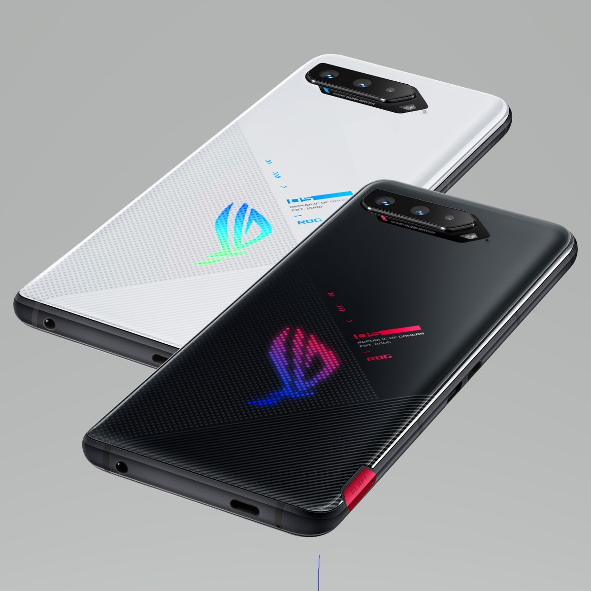 Asus Republic of Gamers presenta la nova sèrie Rog Phone 5