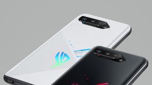 Asus Republic of Gamers presenta la nova sèrie Rog Phone 5