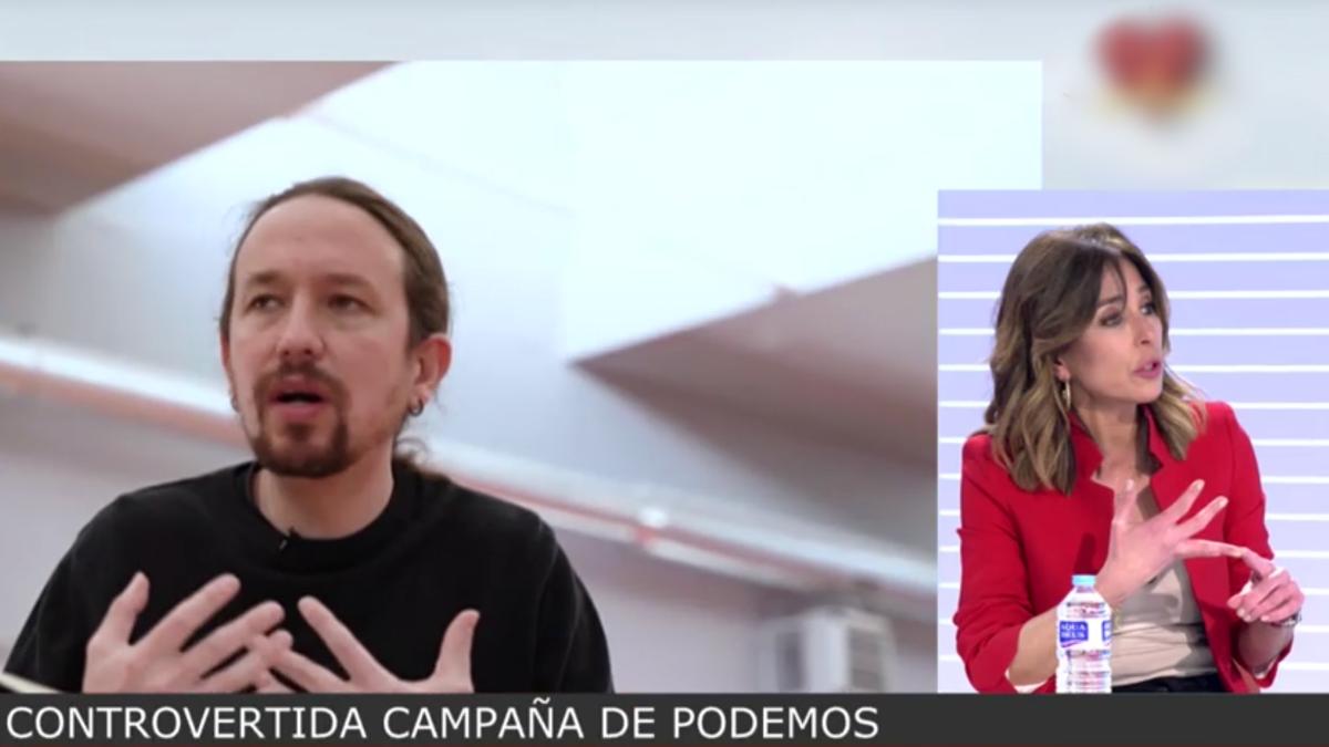 Ana Terradillos titlla de «gentussa» Unides Podem després d'aparèixer al seu polèmic vídeo electoral: «Han passat de la ratlla»