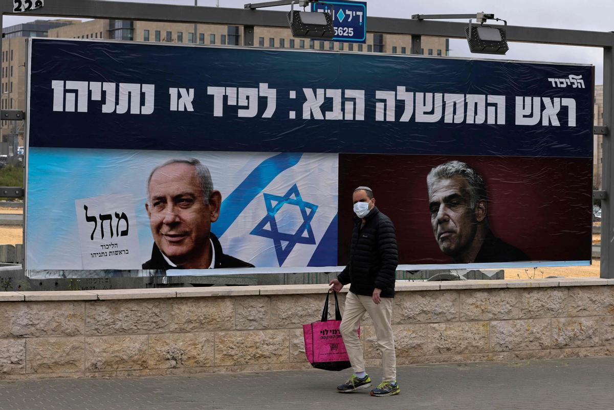 Israel celebra les seves quartes eleccions en dos anys, desgastada pel bloqueig polític