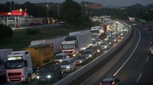 Operació sortida del pont de Tots Sants: 4,8 milions de viatges