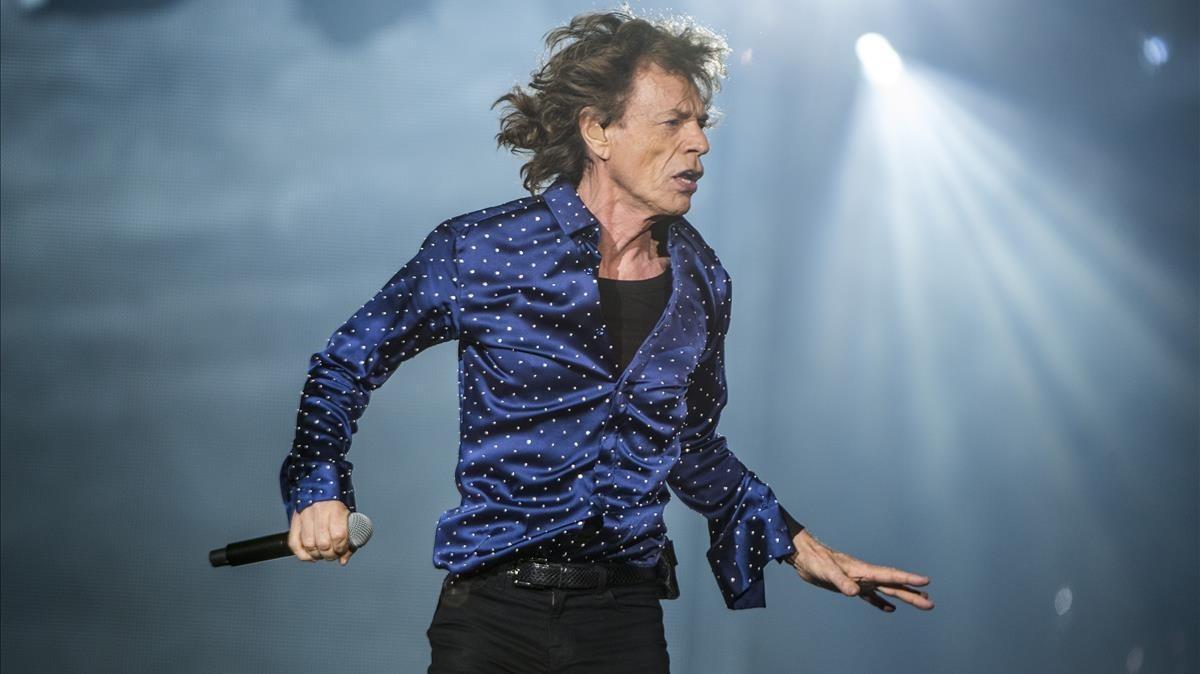 The Rolling Stones en el Estadi Olimpic