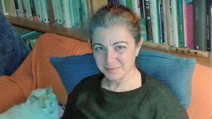 La traductora del alemán Isabel García Adánez.