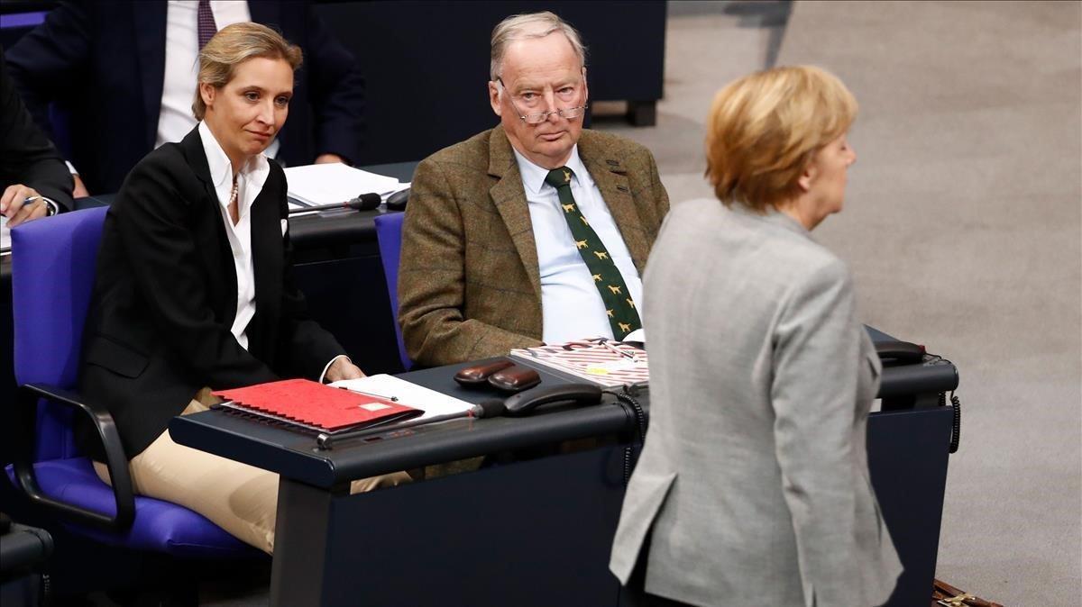 Un tribunal alemany suspèn la vigilància dels serveis secrets a l'extrema dreta
