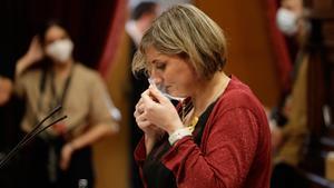 Alba Vergés: «Hem aconseguit doblegar la corba de la segona onada»