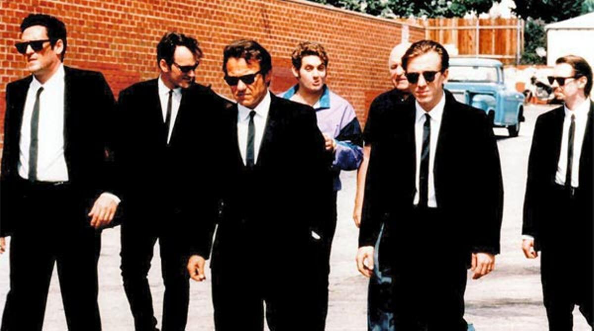 Tráiler de la película 'Reservoir dogs'.
