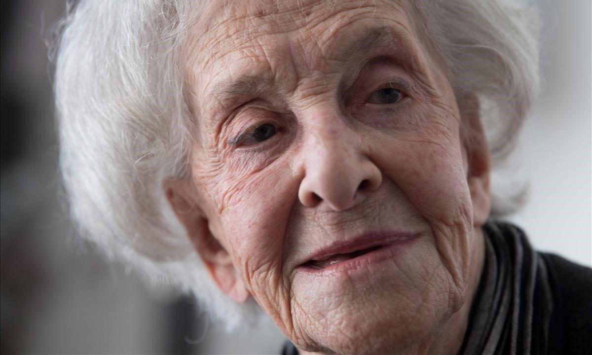 La poeta uruguaiana Ida Vitale guanya el Cervantes 2018