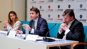 Presentación de Conpymes, una nueva patronal de pymes y autónomos de España