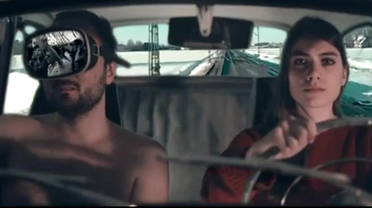 Videoclip de Xavi Alías, 'Lluitem'.