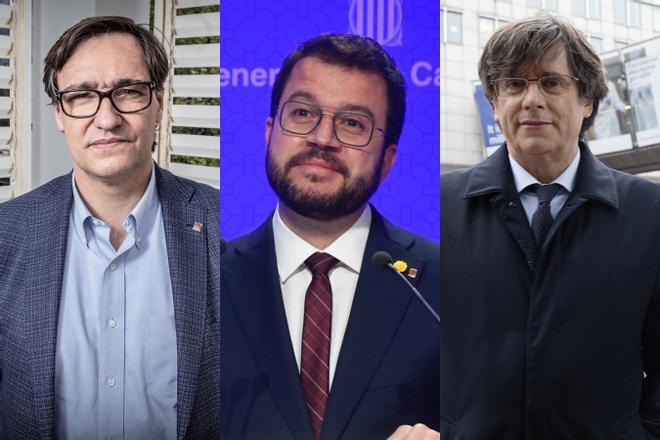 Sondeo Catalunya: Illa es el preferido como 'president' y Aragonès aventaja a Puigdemont