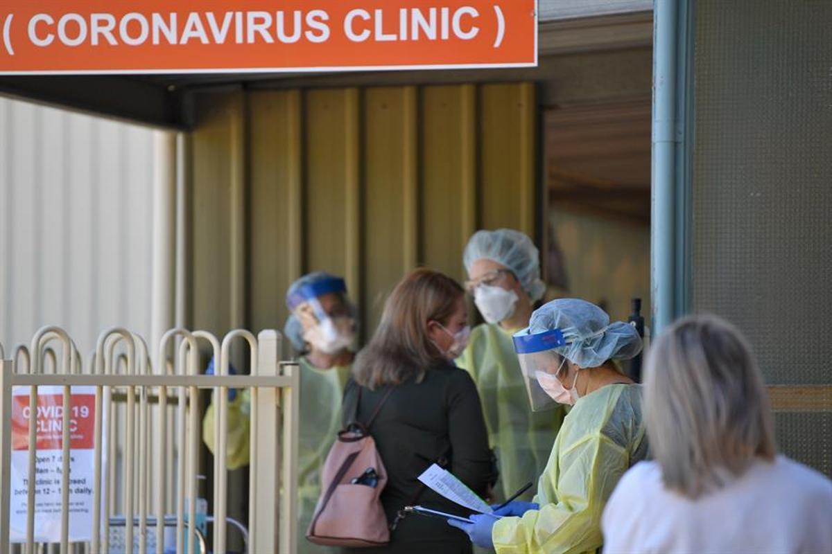 Austràlia confina un districte de Sydney a causa d'un brot de Covid-19
