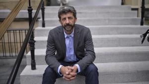 El director Alberto Rodríguez, en el festival de San Sebastián, donde ha presentado 'El hombre de las mil caras'.