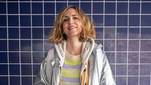 La actriz Aina Clotet.