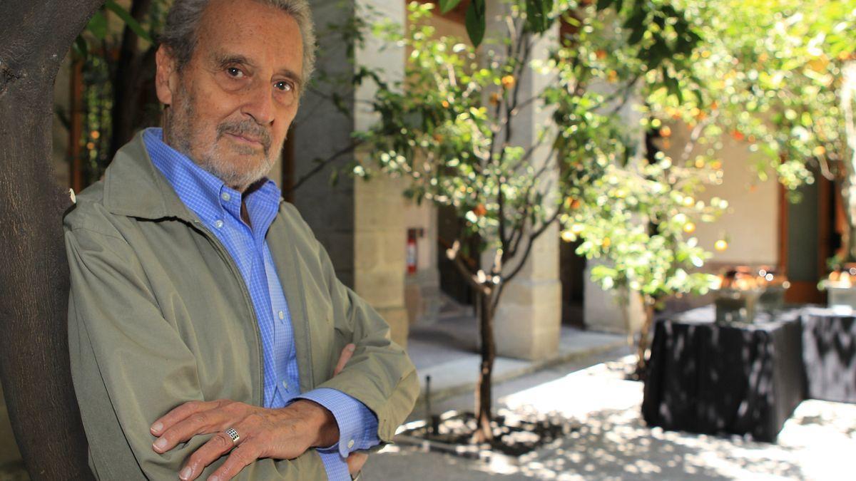 Vicente Rojo, en imagen de archivo.