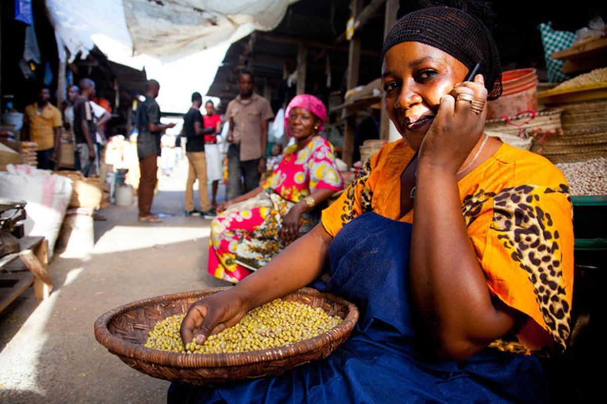 Imagen del reportaje 'Connecting Africa' de EL PERIÓDICO