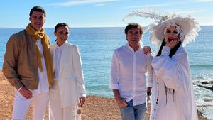 Jesulín, Chenoa, La Terremoto y Pedro Delgado, nuevos participantes de 'Dos parejas y un destino'.