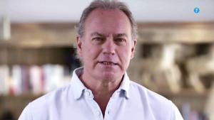 Bertín Osborne va reconèixer el 1985 a TVE que «alguna vegada» havia pegat a una dona