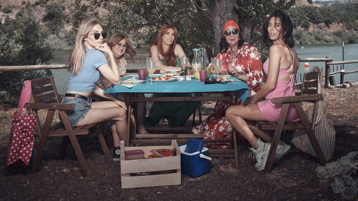 Imagen del documental 'Ellas'.