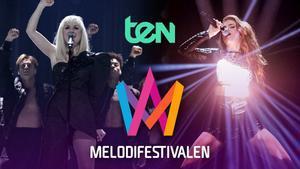 Anna Bergerdahl y Dotter, finalistas del Melodifestivalen 2020