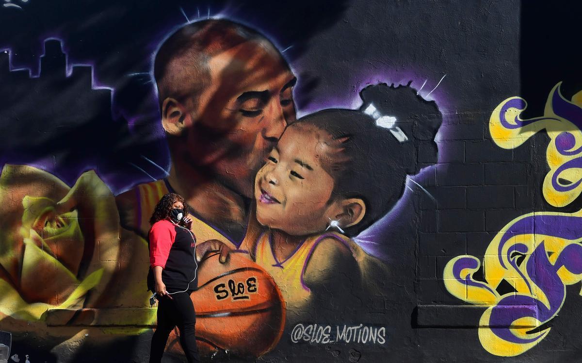 Kobe Bryant, un any de la mort que va commoure més enllà de l'NBA