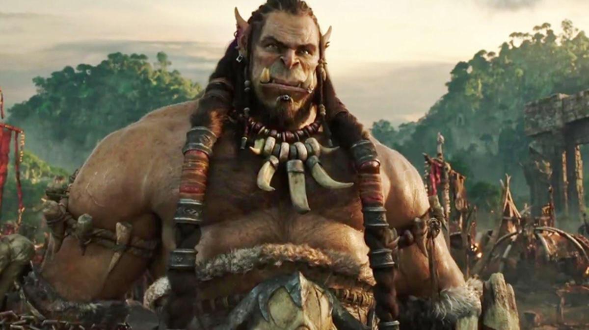 Tráiler de 'Warcraft: El origen'. (2016)