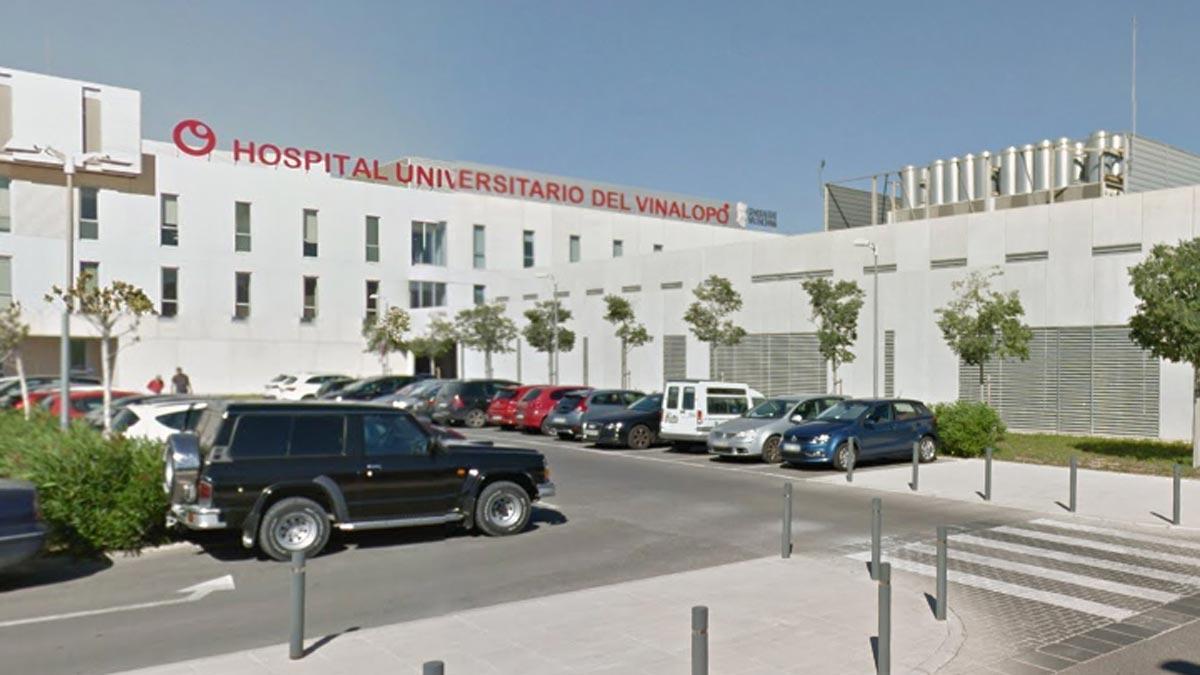 Hospital Universitario de Vinalopó, en Elche.