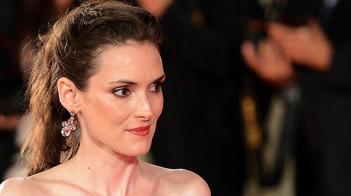 La actriz, que ha presentado 'The iceman' en el Festival de Venecia, charla con EL PERIÓDICO.
