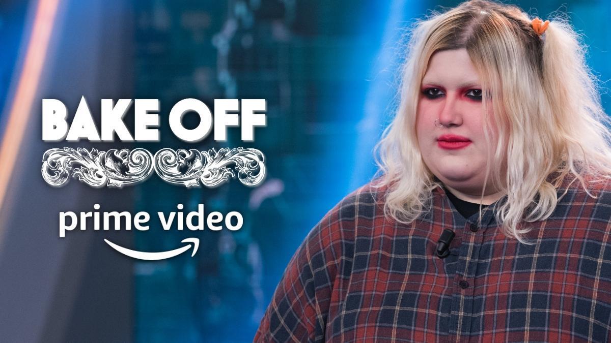 Esty Quesada ('Soy una pringada'), concursante de 'Celebrity Bake Off' en Prime Video