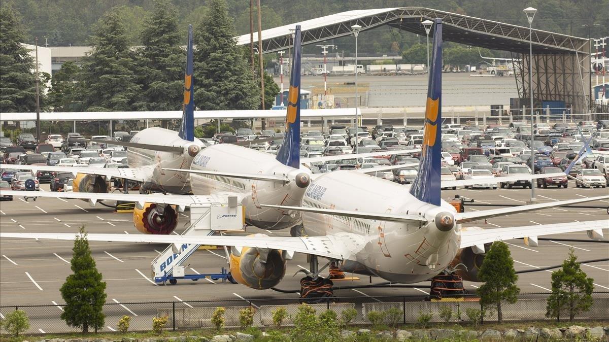 L'augment de les emissions aèries encoratja un moviment 'antivols'
