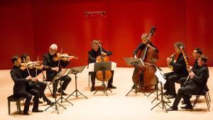 Actuación de la Academy St. Martin in the Fields en el Festival de Torroella