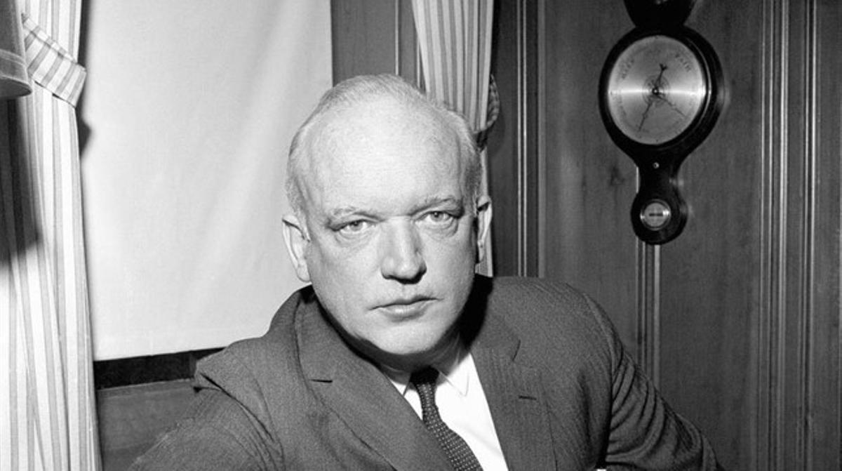 James B. Donovan.