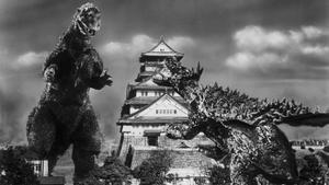 Un fotograma de 'Godzilla contraataca (El rey de los monstruos)'