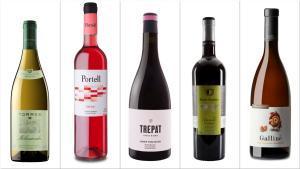 Los 5 vinos que mejor reflejan la Conca de Barberà