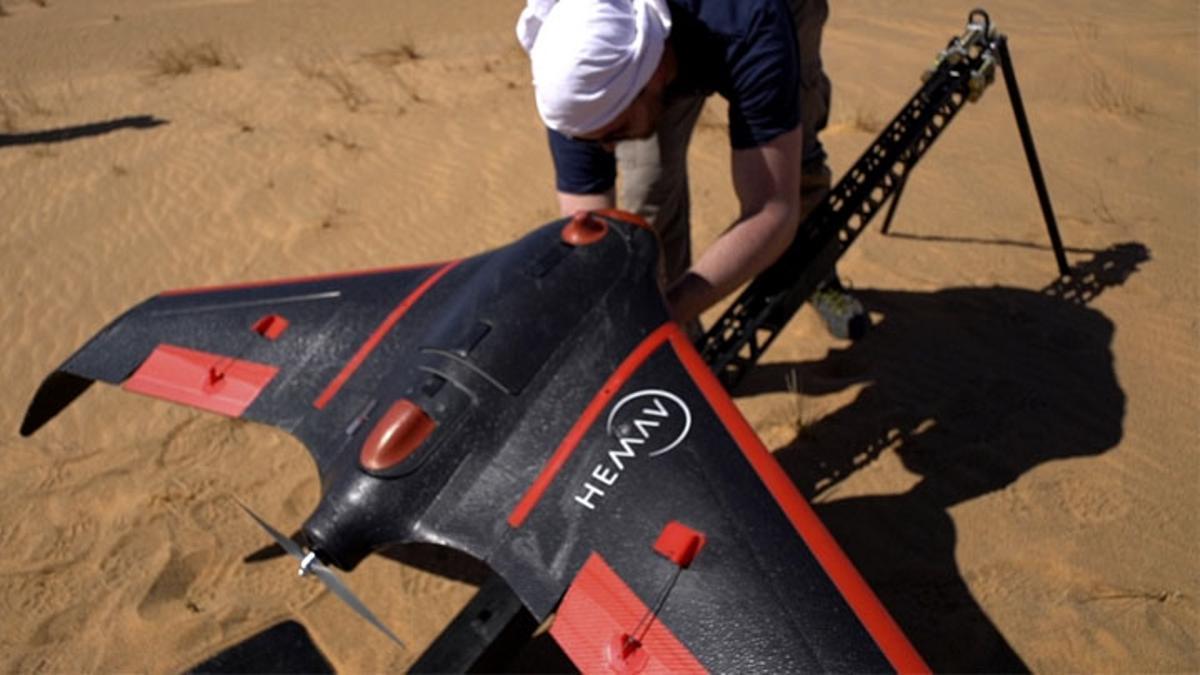 El uso de tecnología dron podria ayudar a salvar la vida de millones de personas en África Occidental de esta sencilla manera.