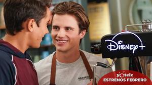 Escena de 'Con amor, Victor', uno de los principales estrenos de Disney+ en febrero.