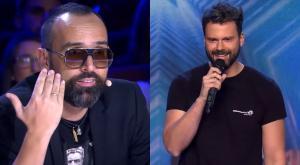 Risto es retroba a 'Got talent' amb Daniel Zueras, finalista d''OT 2006'